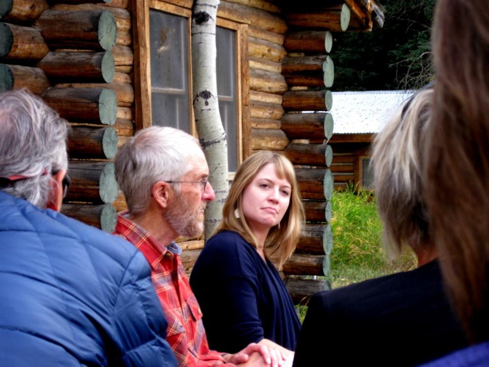 15-09 Grand Teton NP -099 - Murie Ranch Porch Talk