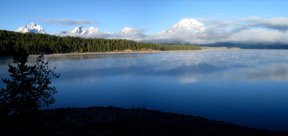 15-09 Grand Teton NP -004 - Jackson Lake Panaroma