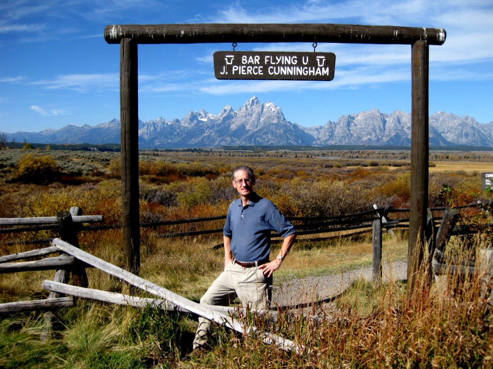 15-09 Grand Teton NP -091 - Henry Cunnighan Cabin