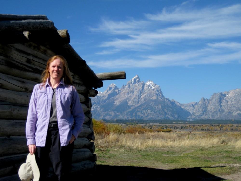 15-09 Grand Teton NP -094 - Pam Cunnighan Cabin