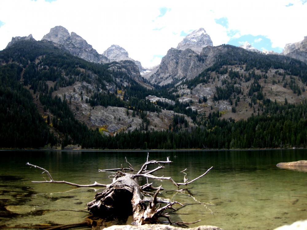 15-09 Grand Teton NP -107 - Taggart & Bradley Lakes
