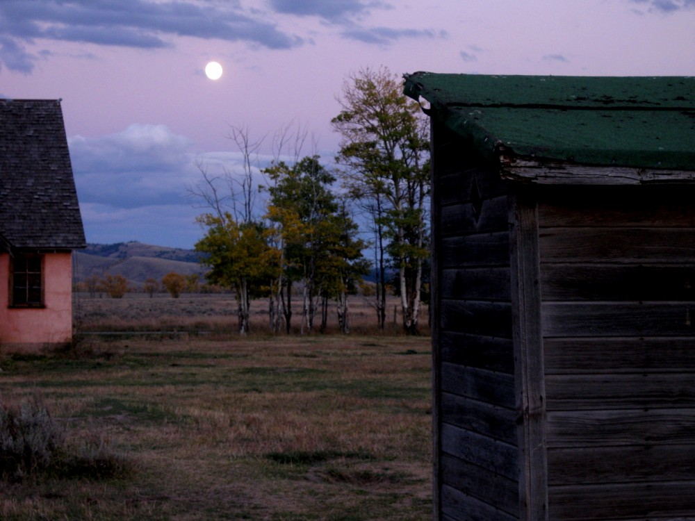 15-09 Grand Teton NP -119 - Moonrise Mormon Row