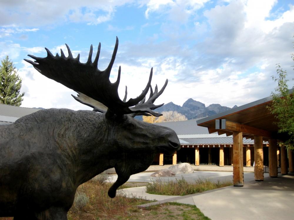 15-09 Grand Teton NP -121 - Moose Visitor Center