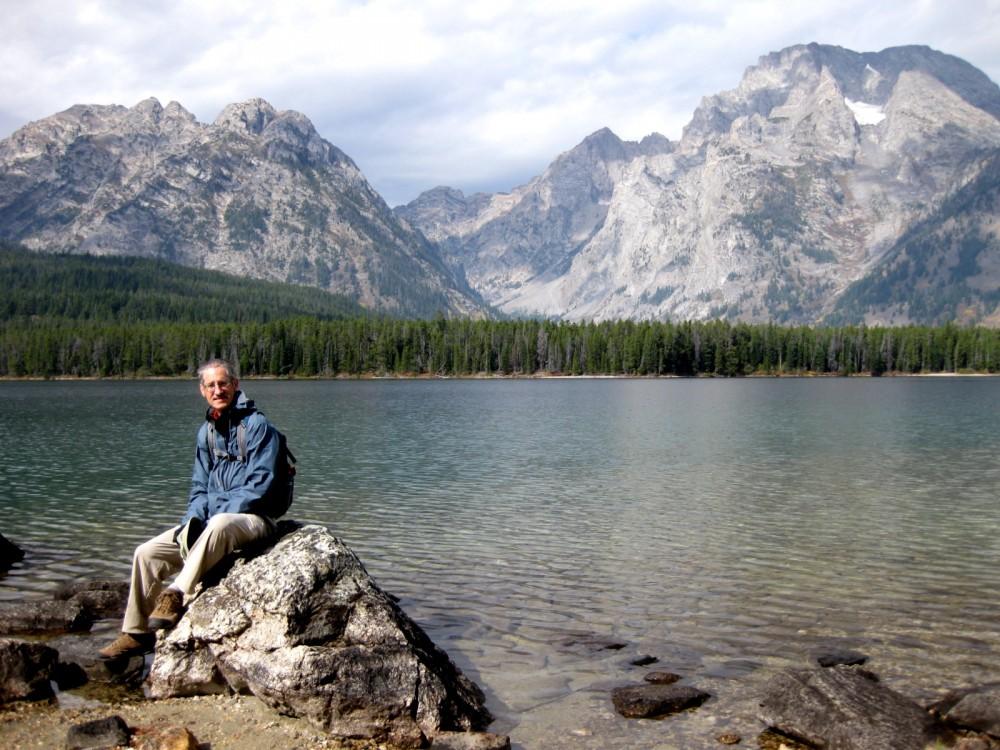 15-09 Grand Teton NP -128 - Henry Leigh Lake