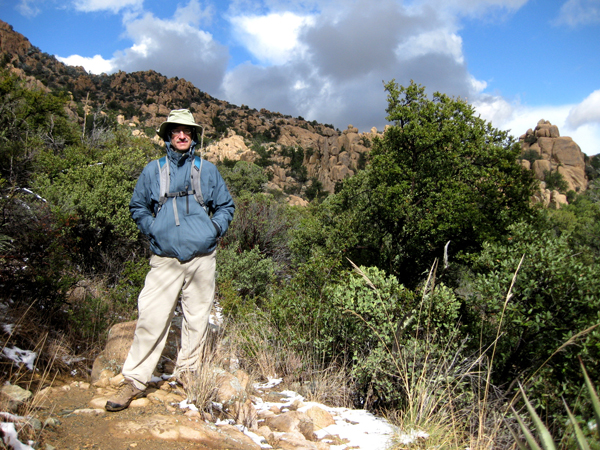 15-12-12 Cochise Stronghold Divide Hike -003 Henry