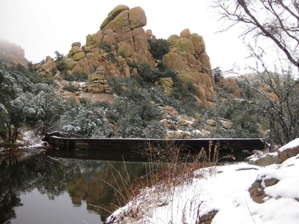 15-12-12 Cochise Stronghold Divide Hike -007
