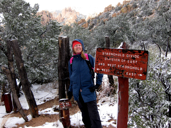 15-12-12 Cochise Stronghold Divide Hike -009 Pam