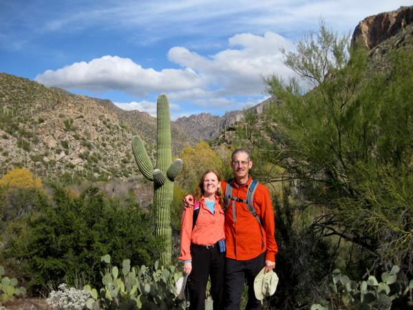 15-12-25 Sabino Road Hike -002 Pam Henry