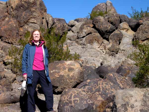 16-01-08 Painted Rock Petroglyph Site -003 Pam
