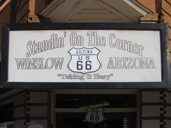 16-01-13 Standing on a Corner-Winslow AZ -001