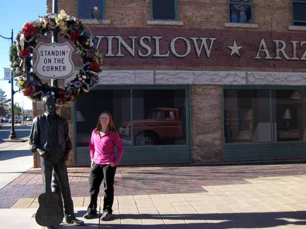 16-01-13 Standing on a Corner-Winslow AZ -004 Pam