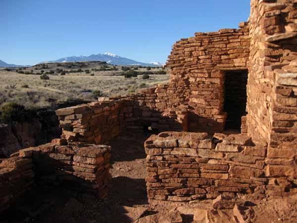 16-01-13 Wupatki NM -005 Lamar Pueblo