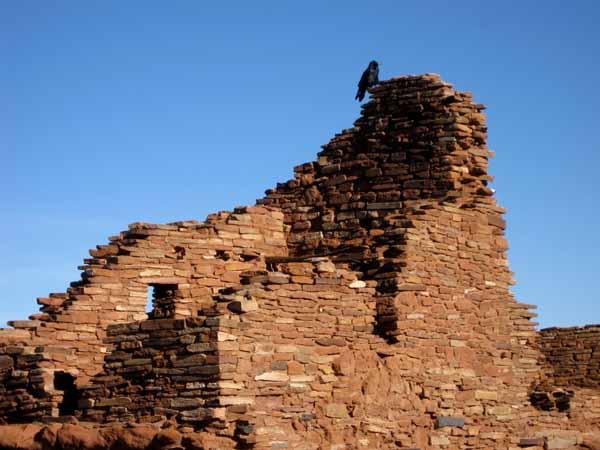 16-01-13 Wupatki NM -009 Wupatki Pueblo