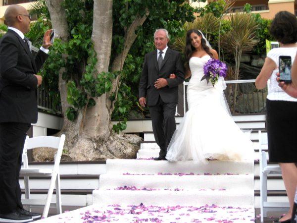 16-05-06 Rebecca's Wedding, St Thomas USVI -018