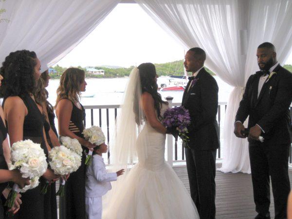 16-05-06 Rebecca's Wedding, St Thomas USVI -022