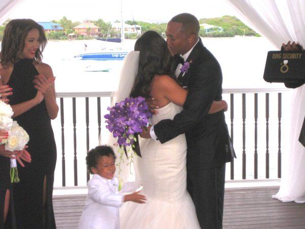 16-05-06 Rebecca's Wedding, St Thomas USVI -025